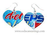 Diet Pepsi Vanilla Hearts