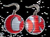 Diet Coke Circles (Wavy)